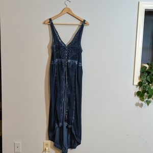 Free people swimsuit cover up